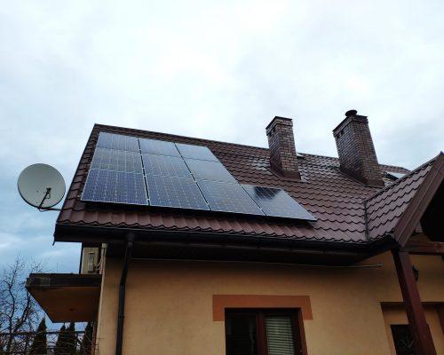 panele fotowoltaika łosice dom 5 kw longi solar growatt (1)