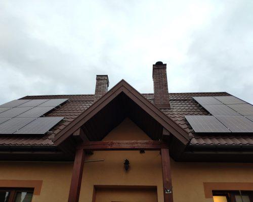 panele fotowoltaika łosice dom 5 kw longi solar growatt (3)